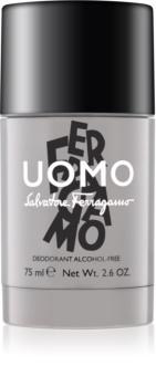 Salvatore Ferragamo Uomo Deodorant Stick for Men 75 ml  without Alcohol