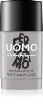 Salvatore Ferragamo Uomo deostick fara alcool pentru barbati 75 ml