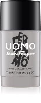 Salvatore Ferragamo Uomo deostick pro muže 75 ml  bez alkoholu