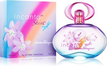 Salvatore Ferragamo Incanto Shine Eau de Toilette für Damen 100 ml