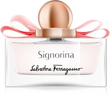Salvatore Ferragamo Signorina eau de parfum da donna 50 ml