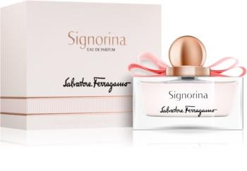 Salvatore Ferragamo Signorina Eau de Parfum para mulheres 50 ml