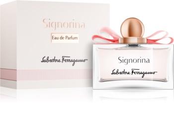 Salvatore Ferragamo Signorina eau de parfum para mujer 100 ml