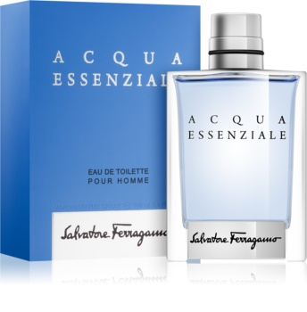 Salvatore Ferragamo Acqua Essenziale eau de toilette férfiaknak 100 ml