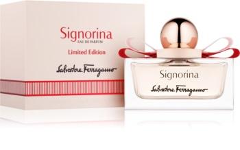 Salvatore Ferragamo Signorina Limited Edition eau de parfum nőknek 50 ml