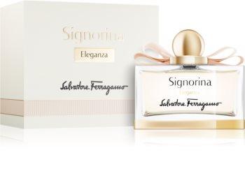 Salvatore Ferragamo Signorina Eleganza Eau de Parfum voor Vrouwen  100 ml