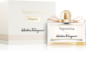 Salvatore Ferragamo Signorina Eleganza Parfumovaná voda pre ženy 100 ml