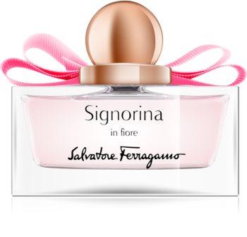 Salvatore Ferragamo Signorina in Fiore eau de toilette pour femme 50 ml