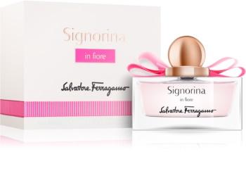 Salvatore Ferragamo Signorina in Fiore eau de toilette per donna 50 ml