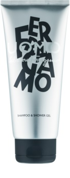 Salvatore Ferragamo Uomo sprchový gél pre mužov