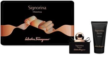 Salvatore Ferragamo Signorina Misteriosa set cadou