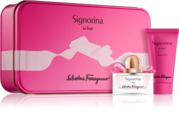 Salvatore Ferragamo Signorina in Fiore Gift Set I.
