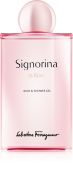 Salvatore Ferragamo Signorina in Fiore Shower Gel for Women 200 ml