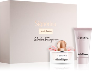 Salvatore Ferragamo Signorina Gift Set VII.