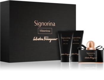 Salvatore Ferragamo Signorina Misteriosa Gift Set IV.