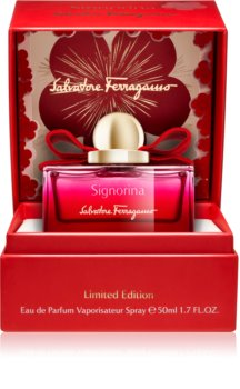 Salvatore Ferragamo Signorina New Year Edition eau de parfum nőknek 50 ml