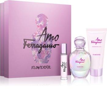 Salvatore Ferragamo Amo Ferragamo Flowerful poklon set II.