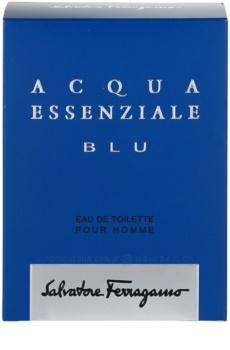 Salvatore Ferragamo Acqua Essenziale Blu woda toaletowa dla mężczyzn 100 ml
