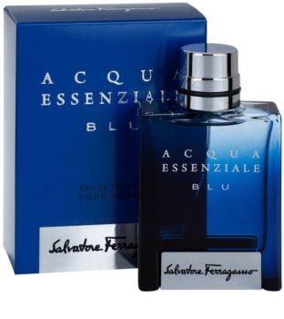 Salvatore Ferragamo Acqua Essenziale Blu Eau de Toilette for Men 50 ml