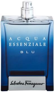 Salvatore Ferragamo Acqua Essenziale Blu toaletná voda tester pre mužov 100 ml