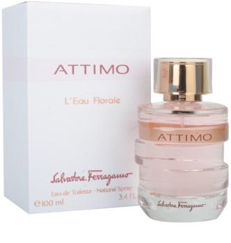 Salvatore Ferragamo Attimo L´Eau Florale woda toaletowa dla kobiet 100 ml
