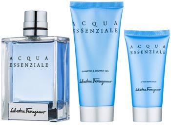 Salvatore Ferragamo Acqua Essenziale set cadou I.
