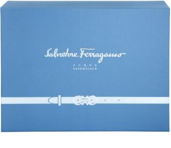 Salvatore Ferragamo Acqua Essenziale Geschenkset V.