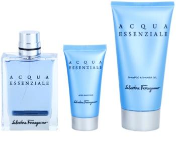 Salvatore Ferragamo Acqua Essenziale set cadou V.