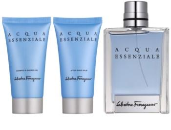 Salvatore Ferragamo Acqua Essenziale Gift Set VI.