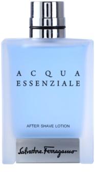 Salvatore Ferragamo Acqua Essenziale after shave para homens 100 ml
