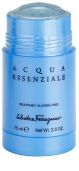 Salvatore Ferragamo Acqua Essenziale dédorant stick pour homme 75 ml