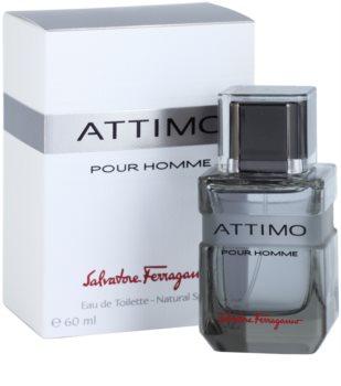 Salvatore Ferragamo Attimo Eau de Toilette für Herren 60 ml