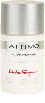 Salvatore Ferragamo Attimo Deodorant Stick voor Mannen 75 ml