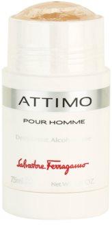 Salvatore Ferragamo Attimo dédorant stick pour homme 75 ml