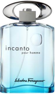 Salvatore Ferragamo Incanto Blue Eau de Toilette für Herren 100 ml