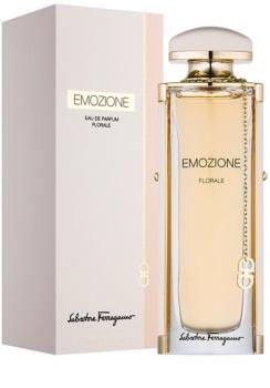 Salvatore Ferragamo Emozione Florale Eau de Parfum für Damen 92 ml