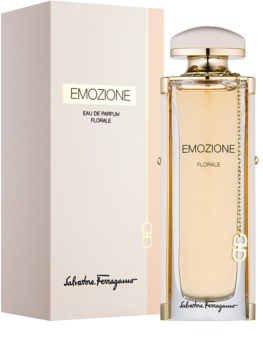 Salvatore Ferragamo Emozione Florale Eau de Parfum for Women 50 ml