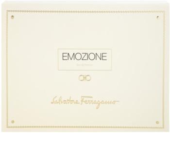 Salvatore Ferragamo Emozione dárková sada III.