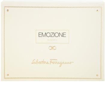 Salvatore Ferragamo Emozione подарунковий набір III