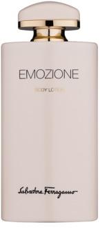 Salvatore Ferragamo Emozione lotion corps pour femme 200 ml