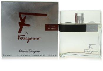 Salvatore Ferragamo F by Ferragamo woda toaletowa dla mężczyzn 100 ml