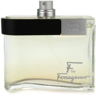 Salvatore Ferragamo F by Ferragamo toaletná voda tester pre mužov 100 ml