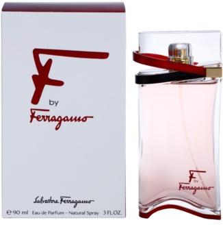 Salvatore Ferragamo F by Ferragamo Eau de Parfum voor Vrouwen  90 ml