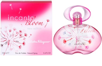 Salvatore Ferragamo Incanto Bloom New Edition woda toaletowa dla kobiet 100 ml