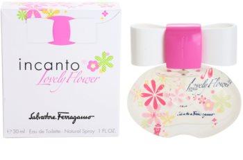 Salvatore Ferragamo Incanto Lovely Flower eau de toilette pour femme 30 ml