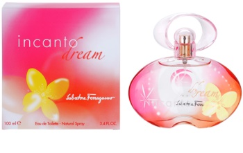 Salvatore Ferragamo Incanto Dream eau de toilette pour femme 100 ml