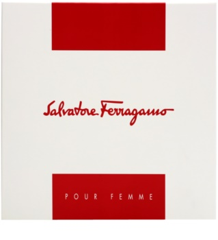 Salvatore Ferragamo Pour Femme lote de regalo I.