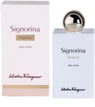 Salvatore Ferragamo Signorina Eleganza Bodylotion  voor Vrouwen  200 ml
