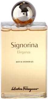 Salvatore Ferragamo Signorina Eleganza sprchový gél pre ženy