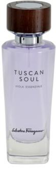 Salvatore Ferragamo Tuscan Soul Quintessential Collection Viola Essenziale Eau de Toilette unisex 75 ml